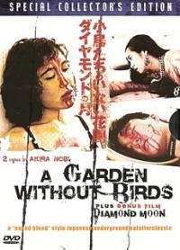 locandina del film A GARDEN WITH NO BIRDS