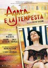 locandina del film AGATA E LA TEMPESTA