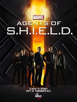 locandina del film AGENTS OF S.H.I.E.L.D. - STAGIONE 1
