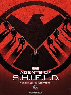 locandina del film AGENTS OF S.H.I.E.L.D. - STAGIONE 2