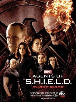 locandina del film AGENTS OF S.H.I.E.L.D. - STAGIONE 4