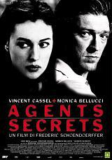 locandina del film AGENTS SECRETS