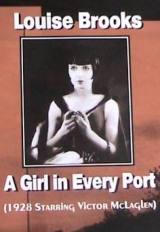 locandina del film A GIRL IN EVERY PORT