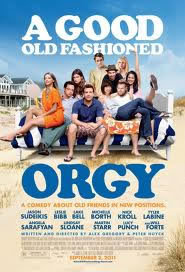 locandina del film A GOOD OLD FASHIONED ORGY