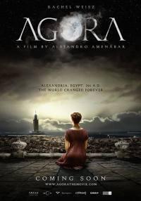 locandina del film AGORA'