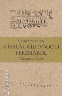 locandina del film A HALAL KILOVAGOLT  PERZSIABOL