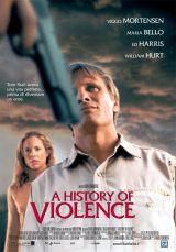 locandina del film A HISTORY OF VIOLENCE