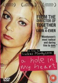 locandina del film A HOLE IN MY HEART