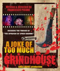 locandina del film A JOKE OF TOO MUCH