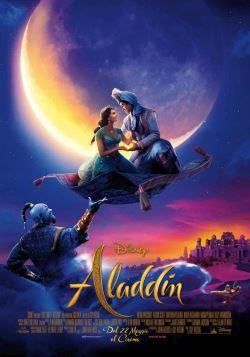 locandina del film ALADDIN (2019)