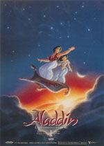 locandina del film ALADDIN