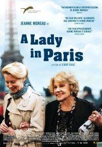 locandina del film A LADY IN PARIS