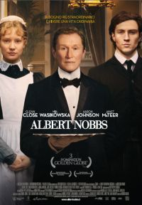 locandina del film ALBERT NOBBS