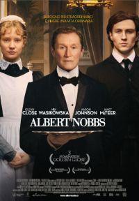locandina del film ALBERT NOBBS
