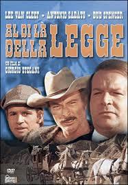 locandina del film AL DI LA' DELLA LEGGE