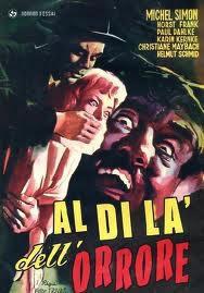 locandina del film AL DI LA' DELL'ORRORE