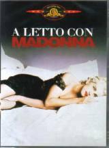 locandina del film A LETTO CON MADONNA