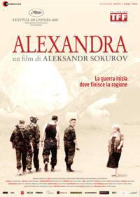 locandina del film ALEXANDRA