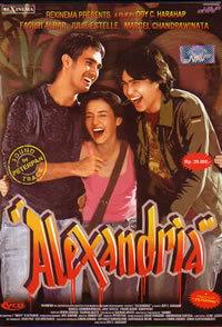 locandina del film ALEXANDRIA