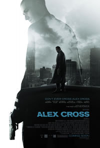 locandina del film ALEX CROSS - LA MEMORIA DEL KILLER