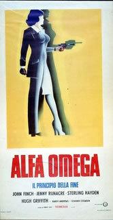 locandina del film ALFA OMEGA: IL PRINCIPIO DELLA FINE