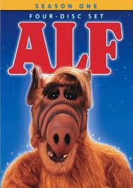 locandina del film ALF - STAGIONE 1