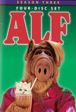 locandina del film ALF - STAGIONE 3