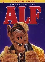 locandina del film ALF - STAGIONE 4
