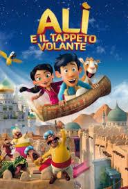locandina del film ALI' E IL TAPPETO VOLANTE