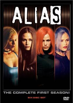 locandina del film ALIAS - STAGIONE 1