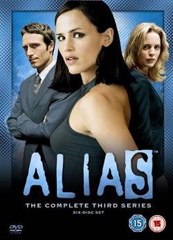 locandina del film ALIAS - STAGIONE 3