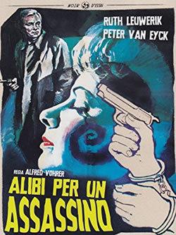 locandina del film ALIBI PER UN ASSASSINO