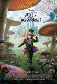 locandina del film ALICE IN WONDERLAND