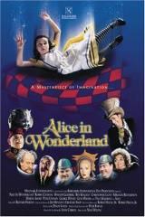 locandina del film ALICE NEL PAESE DELLE MERAVIGLIE (1999)