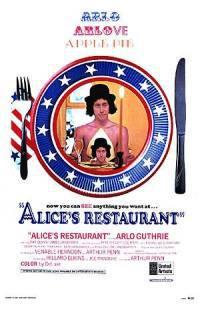 locandina del film ALICE'S RESTAURANT