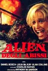 locandina del film ALIEN DEGLI ABISSI