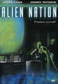 locandina del film ALIEN NATION