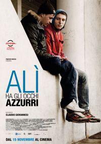 locandina del film ALI' HA GLI OCCHI AZZURRI