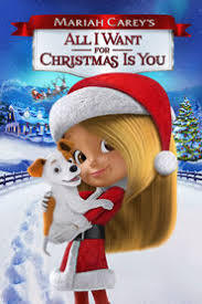 locandina del film ALL I WANT FOR CHRISTMAS IS YOU