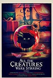 locandina del film ALL THE CREATURES WERE STIRRING
