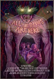 locandina del film ALL THE DEVILS ARE HERE