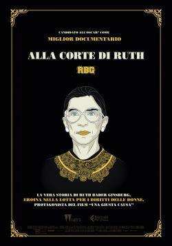 locandina del film ALLA CORTE DI RUTH - RGB