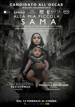 locandina del film ALLA MIA PICCOLA SAMA