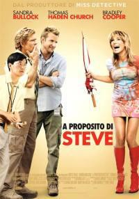 locandina del film A PROPOSITO DI STEVE