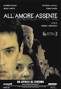 locandina del film ALL'AMORE ASSENTE