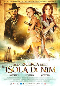 locandina del film ALLA RICERCA DELL'ISOLA DI NIM