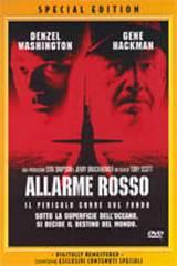 locandina del film ALLARME ROSSO - IL PERICOLO CORRE SUL FONDO