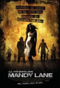 locandina del film ALL THE BOYS LOVE MANDY LANE