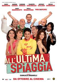 locandina del film ALL'ULTIMA SPIAGGIA