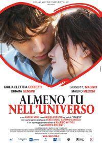 locandina del film ALMENO TU NELL'UNIVERSO